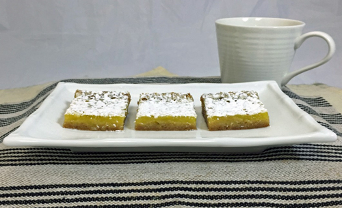 Lemon Bars Photo