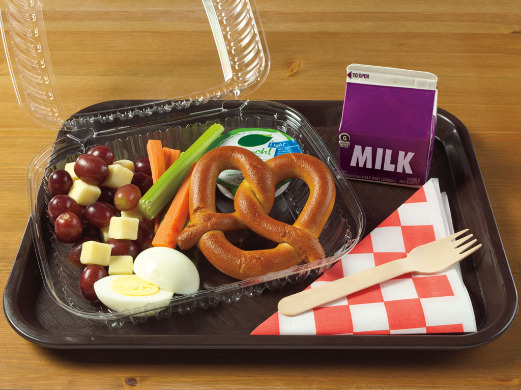 K-12 Whole Grain Lunch