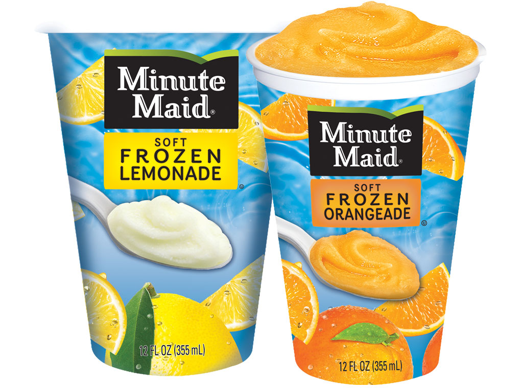 Minute Maid Soft Frozen Photo