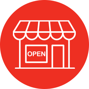 RETAIL OUTLETS Icon
