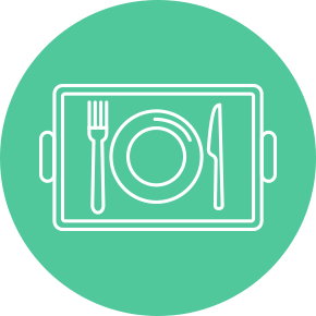 CAFETERIAS Icon