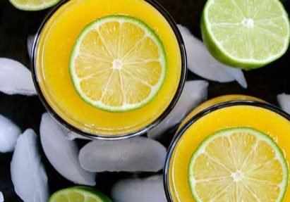 Mango Lemon-lime Splash Photo
