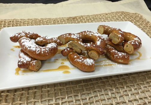 Salted Caramel Pretzels Photo