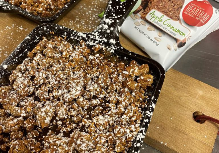 apple crisp recipe 2