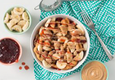 pbj-and-banana-funnel-cake-poutine